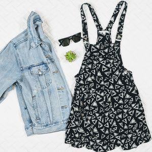 $45 Flirty Overall Dress